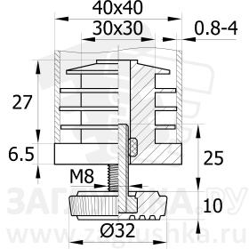 40-40М8.D32x25